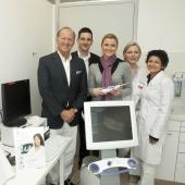 Bernhard Gottlieb Universitäts-Zahnklinik: Mit digitaler Abformung in die Zukunft