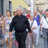Stadtspaziergang mit Wolfgang Graninger: Die großen Infektionen einst und jetzt
