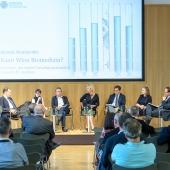 Alumni Standpunkt: Podiumsdiskussion - Kann Wien Biomedizin?