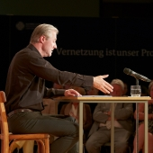 Treffpunkt Literatur mit Joseph Lorenz