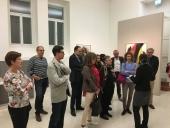 Alumni Treffpunkt: Pinselrausch im Arnulf Rainer Museum