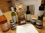 Wiederholung des Alumni Online-Dinners mit Maibock und Weinbegleitung