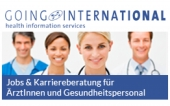 "GOING INTERNATIONAL bietet online Bildungsdatenbank ""medicine & health"""
