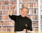 Alumni Treffpunkt Kultur: Dichterlesung zur Traumnovelle von Arthur Schnitzler