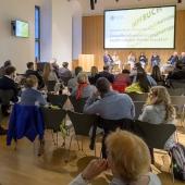 Podiumsdiskussion: Gesundheitskompetenz und Impffreudigkeit: Woran krankt's?