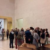 Alumni Treffpunkt im Leopold Museum