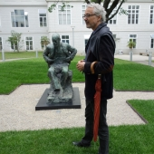Alumni Stadtspaziergang zu Sigmund Freud