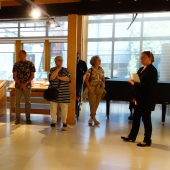 Alumni Fahrt nach Pöchlarn zur Oskar Kokoschka Ausstellung