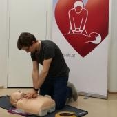 Alumni Training: Erste Hilfe Auffrischungskurs
