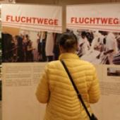 Alumni Treffpunkt: Ausstellungseröffnung FLUCHTWEGE