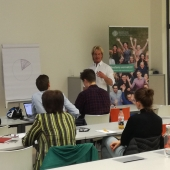 Alumni Training: Präsentationstechnik mit Gregor Wassermann