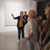 """Alumni Treffpunkt: Ausstellung """"Vertigo"""" im mumok"""