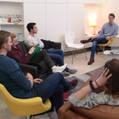 Alumni Lounge Gespräch: Erste Famulatur