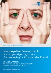 Podiumsdikussion: Neurocognitive Enhancement