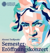 Alumni Treffpunkt: Semester-Eröffnungskonzert 2021